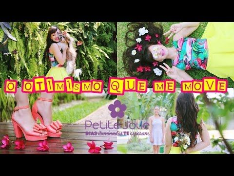 O otimismo que me move ♥ We Love Fashion Blogs - YouTube