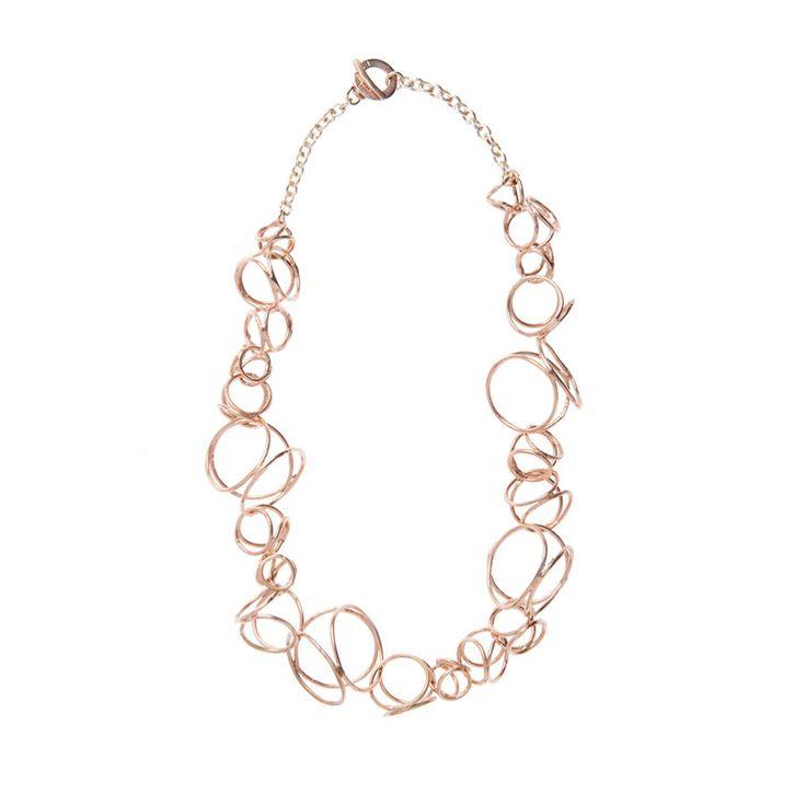 Miriam Nori Necklaces, Black, Glass Paste, 2017, One Size