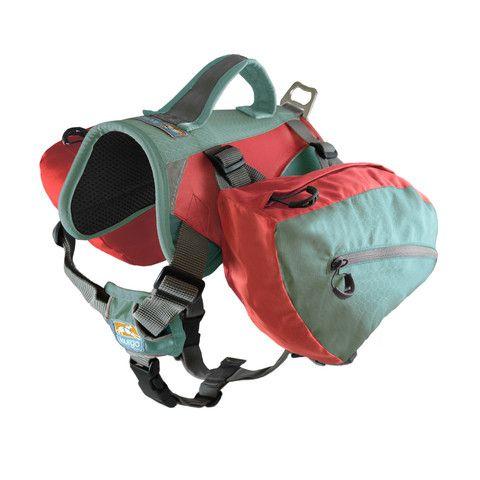 Mochila/Alforja Para Perros Baxter Pack Sea Glass de Kurgo®