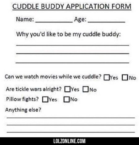 Best 25+ Cuddle buddy application ideas on Pinterest Cuddle - background check form