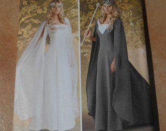Orden de encargo vestido de novia. LOTR Galadriel de Cosplay. Vestido de la reina de los elfos. Vestido de boda renacentista. Vestido medieval. Vestido de elfo.