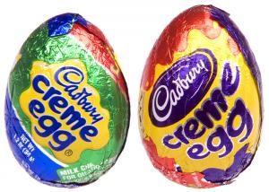 Cadbury's Cream Eggs - Homemade