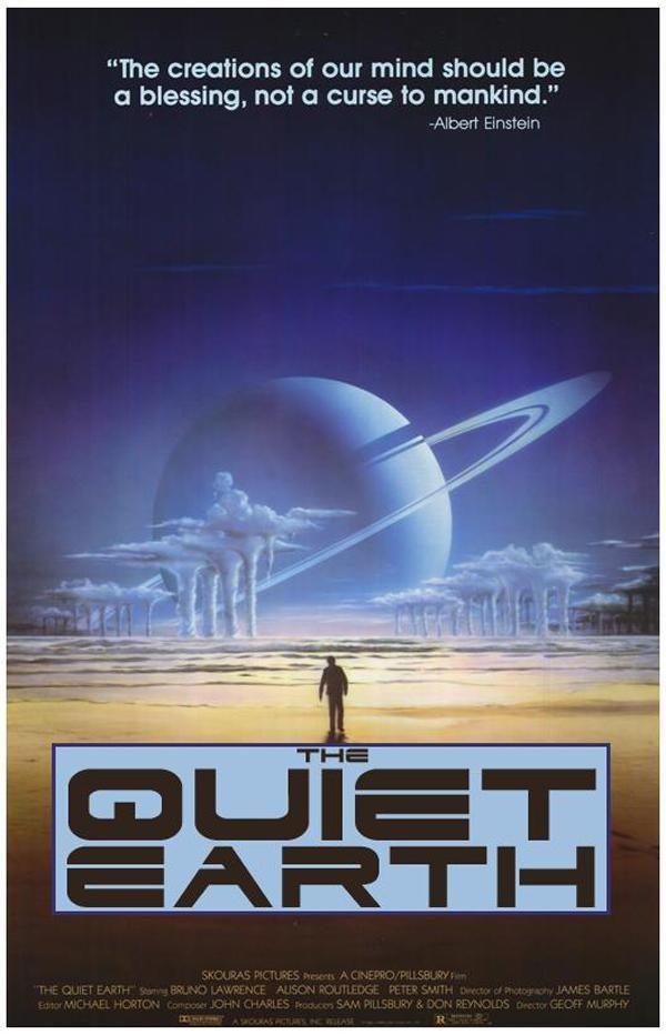 El único superviviente / The Quiet Earth (1985) - Geoff Murphy