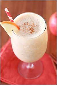 #Smoothies can be LOADED with sugary calories… NO THANKS! Try our healthy #recipes instead: Apple Cinnamon Smoothie and Virgin Raspberry Piña Colada!!