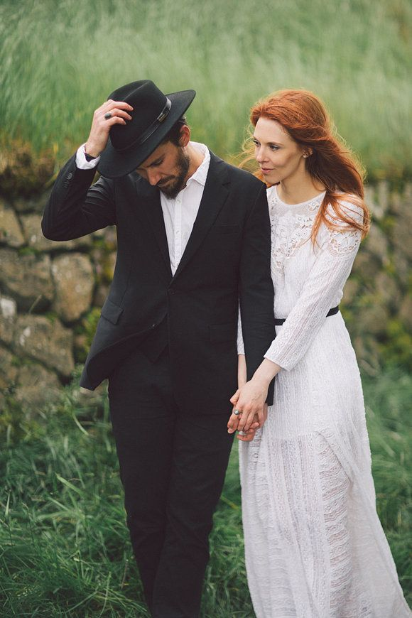 Dramatic Iceland Wedding