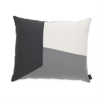 Angle cushion - grey - Normann Copenhagen