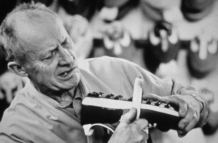 Bill Bowerman, Nike founder