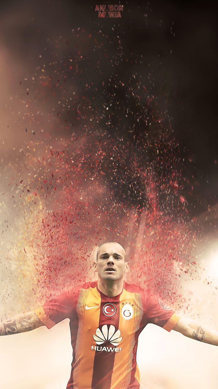 Wesley #Sneijder