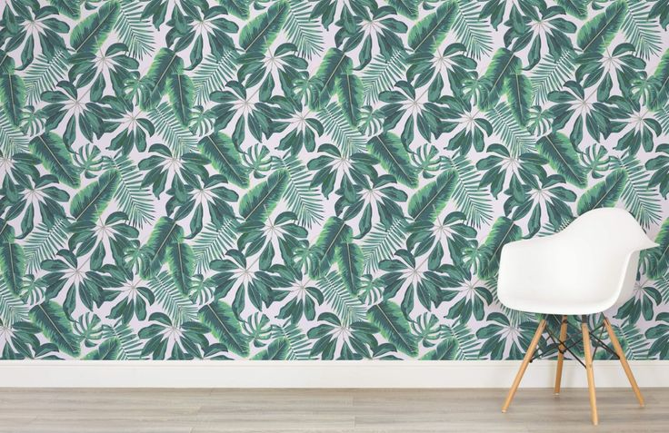 Jungle Wall Paper