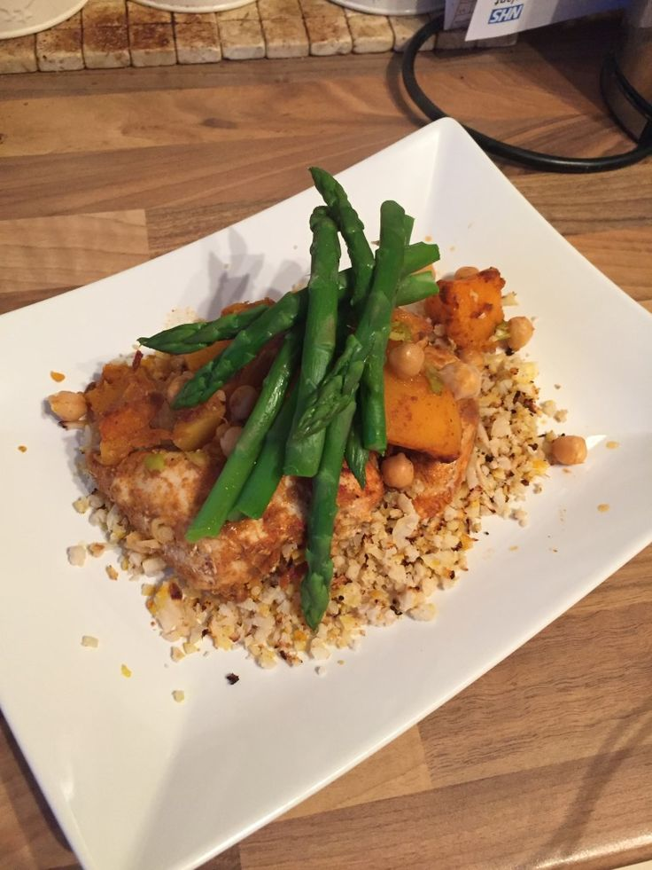 Baked Harrisa Chicken » The Blood Sugar Diet by Michael Mosley