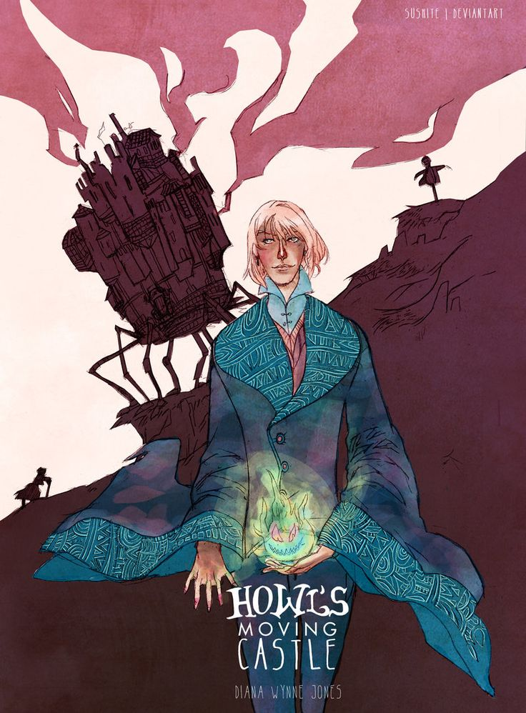howls moving castle book report Howl's moving castle 2: suliman returns (on hold) 48k reads 93 votes 4 part story  [a spin-off of howl's moving castle] action adventure fanfiction.