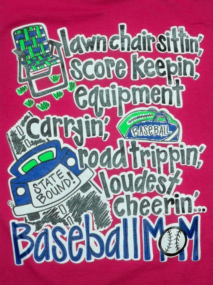 Baseball Mom 5