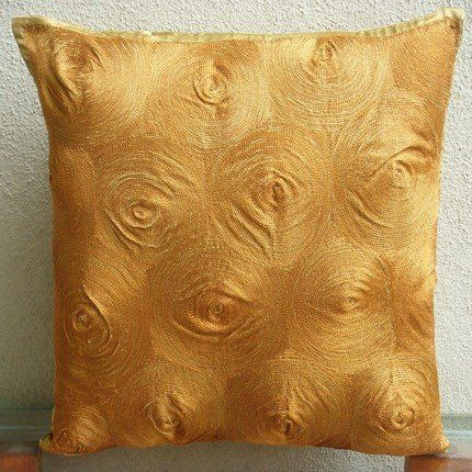Handmade Gold Throw Pillows Cover for Couch, Contemporary... https://www.amazon.com/dp/B004NPRWAY/ref=cm_sw_r_pi_dp_x_g29tybJE8149Y
