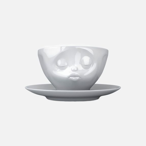 Tassen - Coffee Cup & Saucer – Kissing