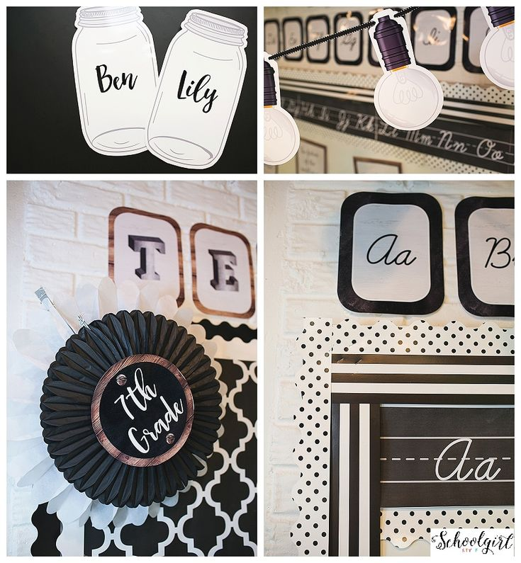 """Introducing…Schoolgirl Style's """"INDUSTRIAL CHIC"""" Classroom Collection! I adore the show """"Fixer Upper"""" on HGTV. If you are anything like me, I live for Tuesday nights when Joanna revea…"""