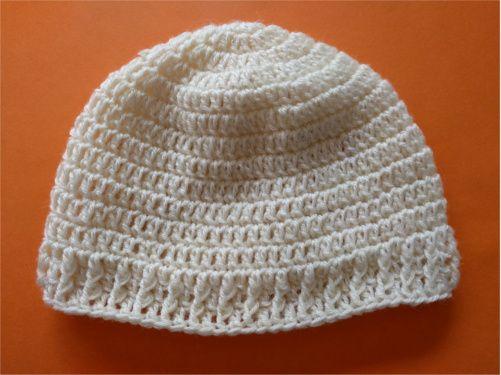 Berretto Uncinetto 0 3 Mesi Ludovica Uncinetto Crochet Hats