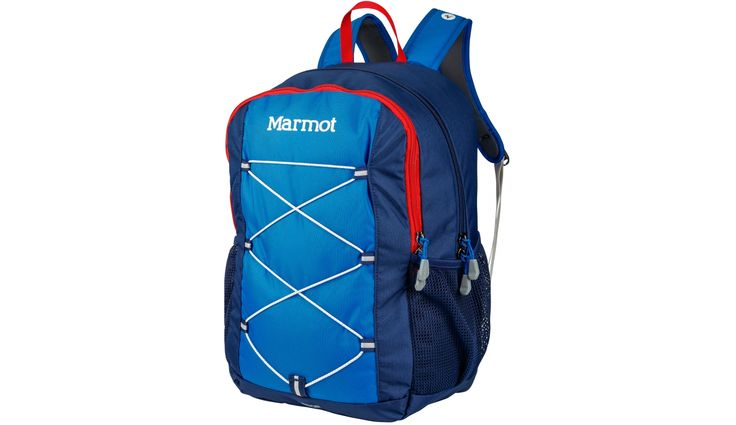 Marmot Kids Arbor Backpack True Blue/Arctic Navy - addnature.com