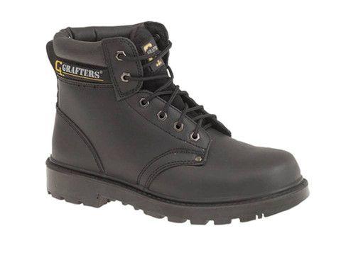 Zapatos negros Grafters para mujer MjdEY24pJ