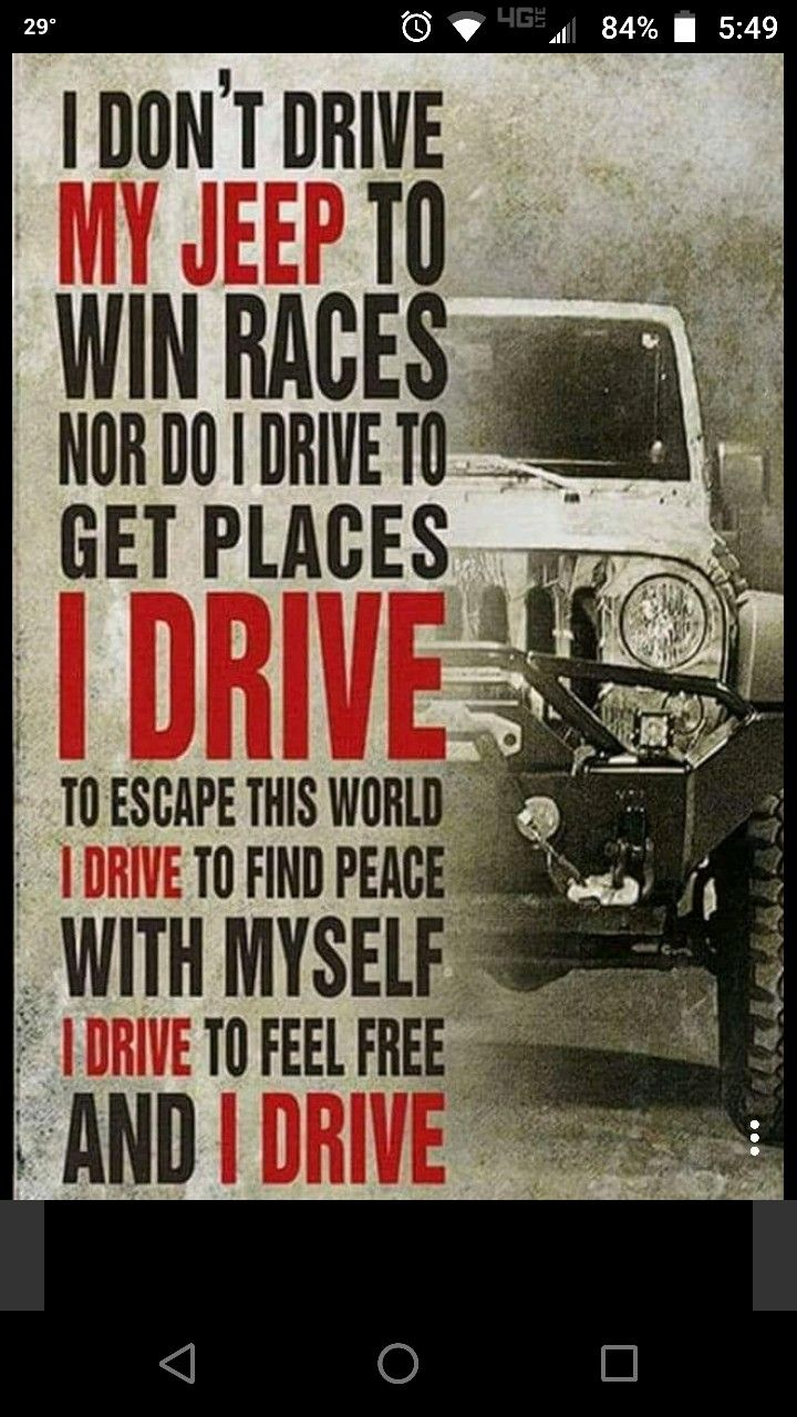 Pin By Justina Vandermeulen On For The Jeep Jeep Quotes Jeep