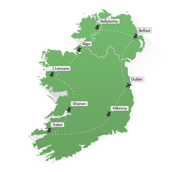 L'Irlande verdoyante » Voyages à Rabais