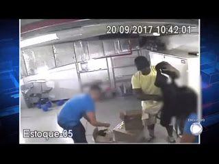Galdinosaqua no Rio de Janeiro: Polícia identifica chefe de quadrilha que roubou l...