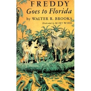 Freddy Goes To Florida: Amazon.ca: Walter R Brooks: Books