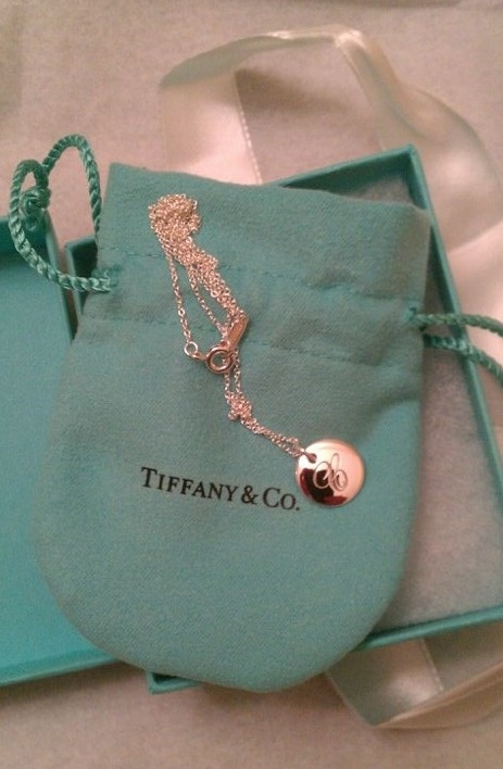 715725035 Initial Necklaces & Initial Bracelets | Tiffany & Co ...