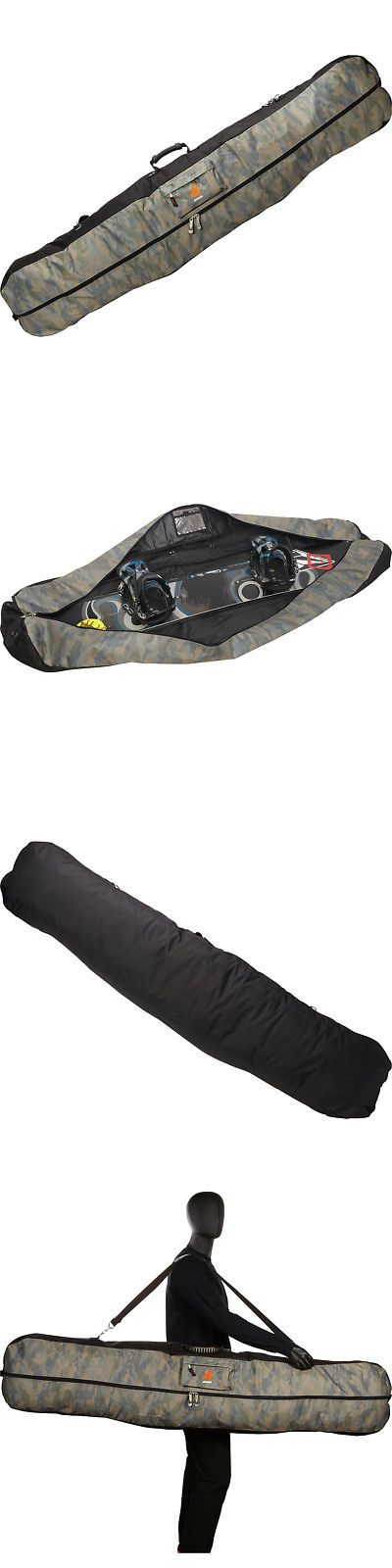 Bags and Backpacks 21229: Athalon Otis Snowboard Bag 7 Colors Ski And Snowboard Bag New -> BUY IT NOW ONLY: $60 on eBay!