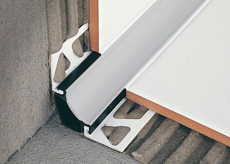 Resin edge trim / for tiles / inside corner COFLEX CR PROFILITEC