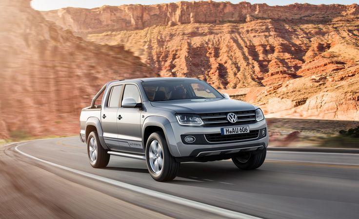 2015 Volkswagen Amarok Ultimate