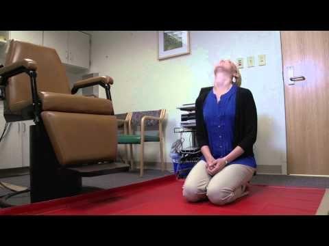 Vertigo Cure (BPPV) Self Treatment Video - YouTube
