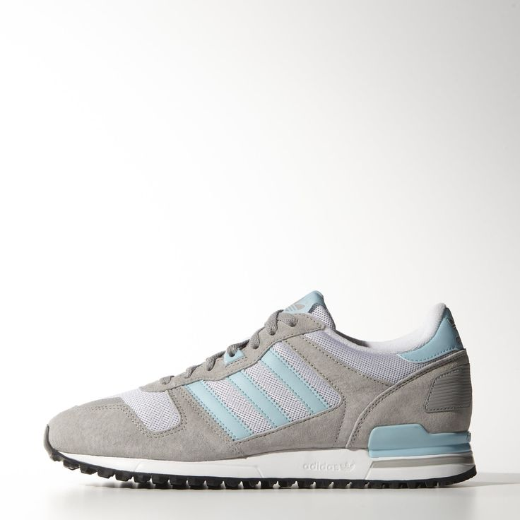 adidas Originals ZX 700 - Dgh Solid Grey/Blush Blue S15-St/Ftwr