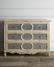 """H6G4A """"Looking Glass"""" Chest (I don't think this is """"upcycled"""" - but it's good inspiration.)"""