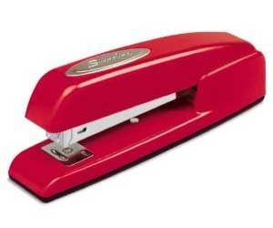Classic Red Swingline Stapler