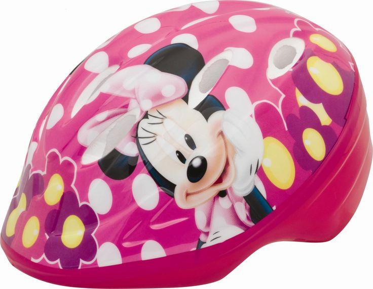 Disney Minnie Mouse Girls Toddler Bike Helmet