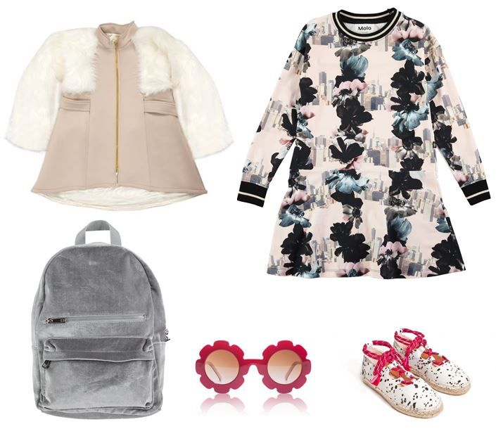 Escape The City #ootd including Isossy Children, Sons & Daughters, Maison Mangostan and molo www.alegremedia.co.uk #alegremedia