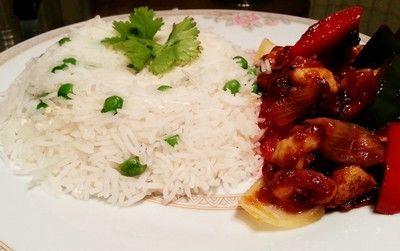 Shashlik Rice Recipe in Urdu & Chinese Shashlik Recipe