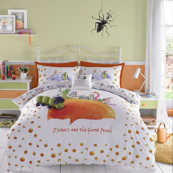 James and the Giant Peach Bedding