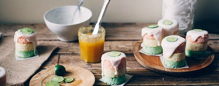 These amazing mini cakes are sure to impress the pickiest eaters!