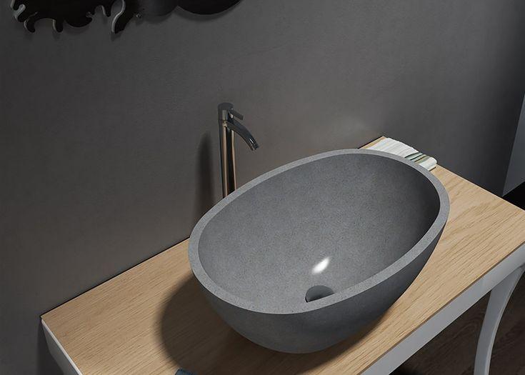 Sussana Stone Above Counter Basin - ABL Tile & Bathroom Centre