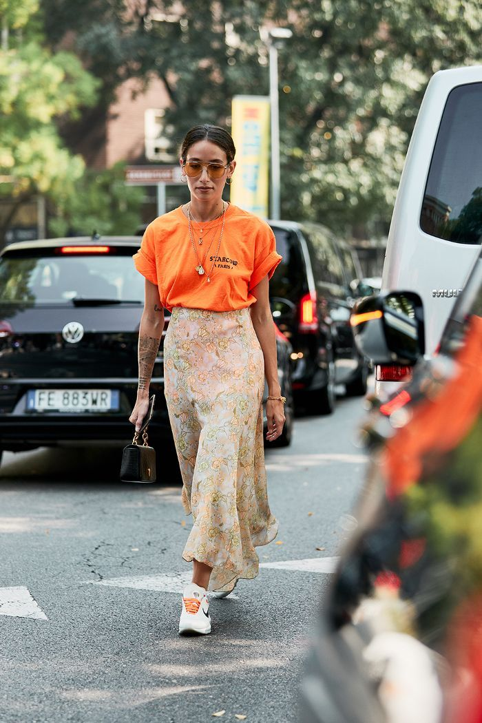 "37 Really ""Extra"" Street Style Looks Straight From Milan Fashion Week"
