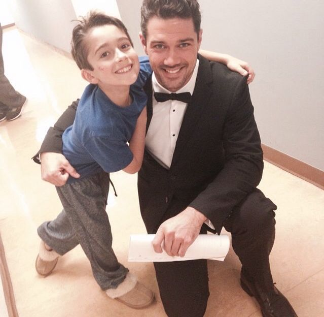 Nicolas Bechtel and Ryan Paevey (Spencer Cassadine and Nathan West), General Hospital (GH)