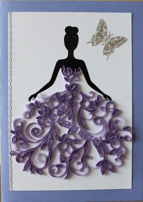 modele quilling…
