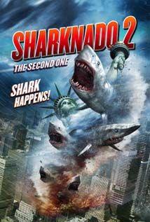 Sharknado 2: The Second One Streaming HD [720p] gratuit en illimité - Lorsque Fin & Avril sont sur le chemin de New York, une catégorie 7