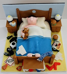 bed time cake from Paul's Creative Cakes