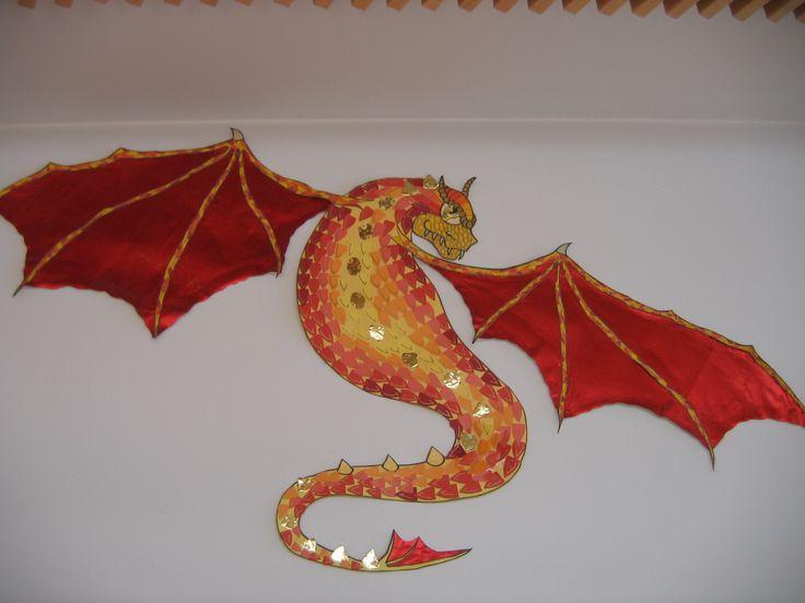 Lohikäärme kertoo  missä nuorten fantasiakirjat ovat