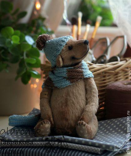 медведик Лэйсс - бежевый,мишка,мишка тедди,медведик,teddy bear,teddy,авторская игрушка