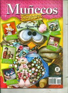Revistas de manualidades gratis: buho