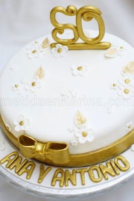 golden wedding bodas de oro eat cakeideas paragolden
