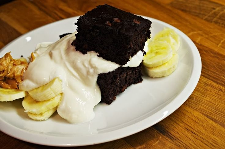 FitFoodManic: Brownies z červené řepy